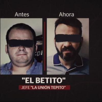 ¿Quién es 'El Betito', líder de 'La Unión Tepito'?