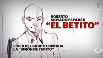 Trasladan a 'El Betito' a un penal federal en Veracruz