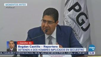 'El Betito' cuenta con una orden de aprehensión por secuestro
