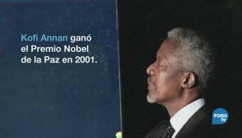 El legado de Kofi Annan