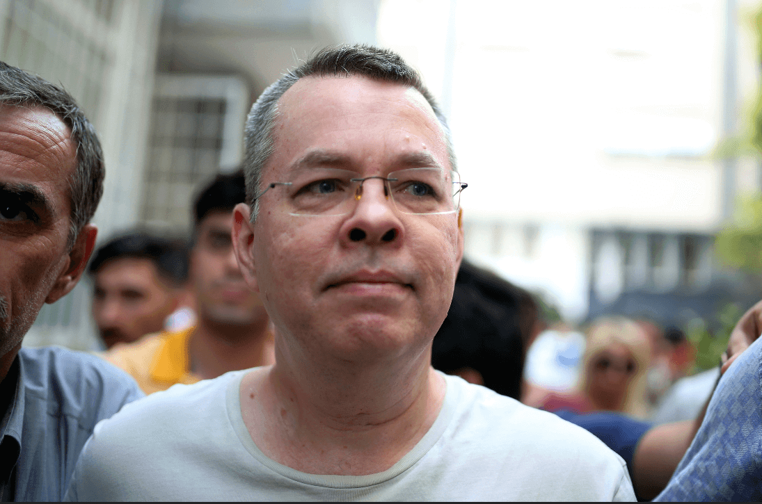 Turquía rechaza liberar al pastor estadounidense Brunson