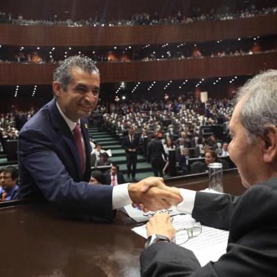Porfirio Muñoz Ledo presidirá la Cámara de Diputados