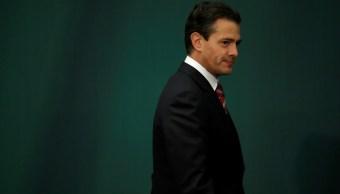 Enrique Peña Nieto hace un balance de su administración