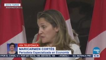Mala Noticia Canadá EU No Hayan Llegado Acuerdo