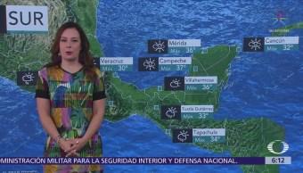 Este viernes se pronostican tormentas intensas en Puebla