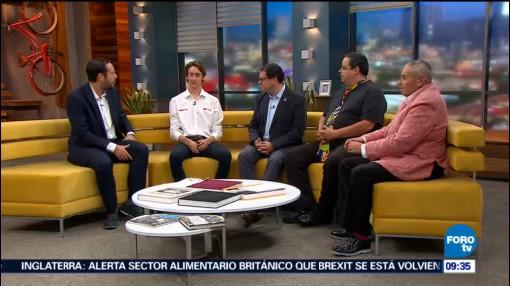 Esteban Gutiérrez, nuevo embajador del 'Gran Premio de México F1'