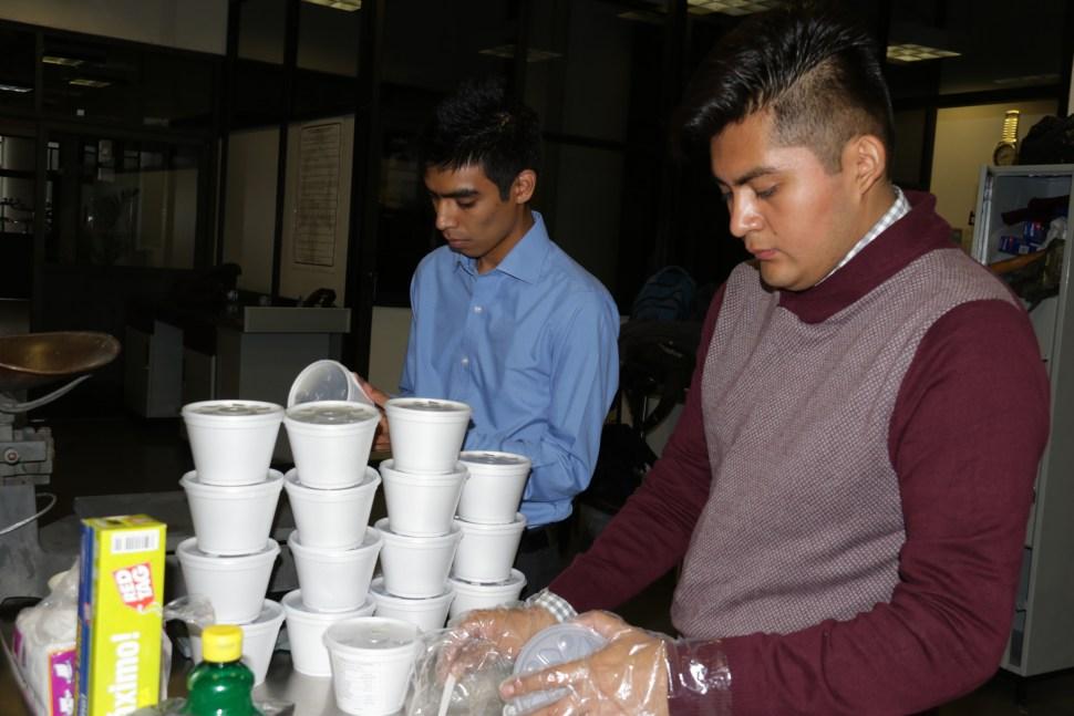 Estudiantes del IPN crean sopa instantánea con valor nutricional