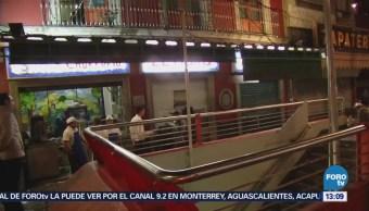Explosión en churrería 'El Moro' provoca crisis nerviosas