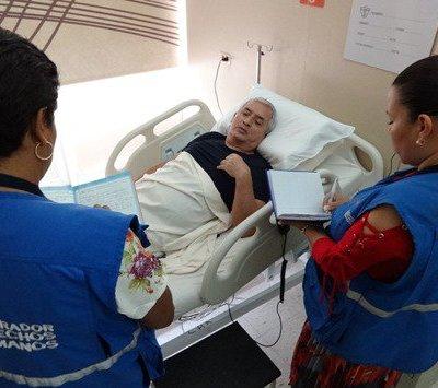Expresidente de Guatemala preso por corrupción, en 'alto riesgo' de salud