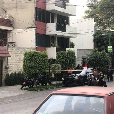 Asesinan a Fabio Melanitto en colonia Narvarte de CDMX