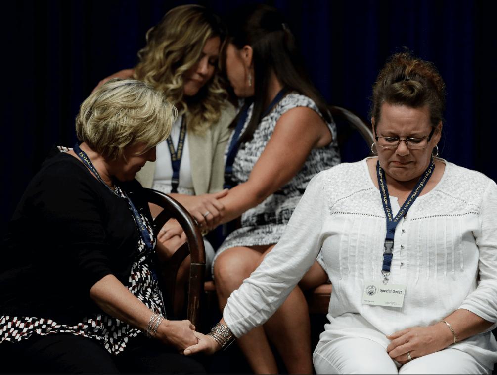 Casos de sacerdotes depredadores sexuales en Estados Unidos