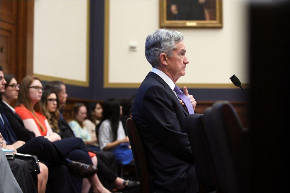 Fed mantiene tasas de interés en rango de 1.75 a 2.0% II