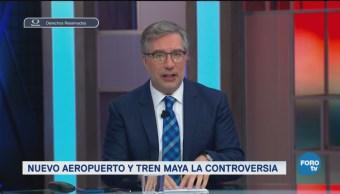 Financiamiento Tren Maya Consulta Naim Nuevo Aeropuerto Internacional De La Ciudad De México
