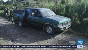 Fiscalía Investiga Homicidio Personas Chenalhó Chiapas