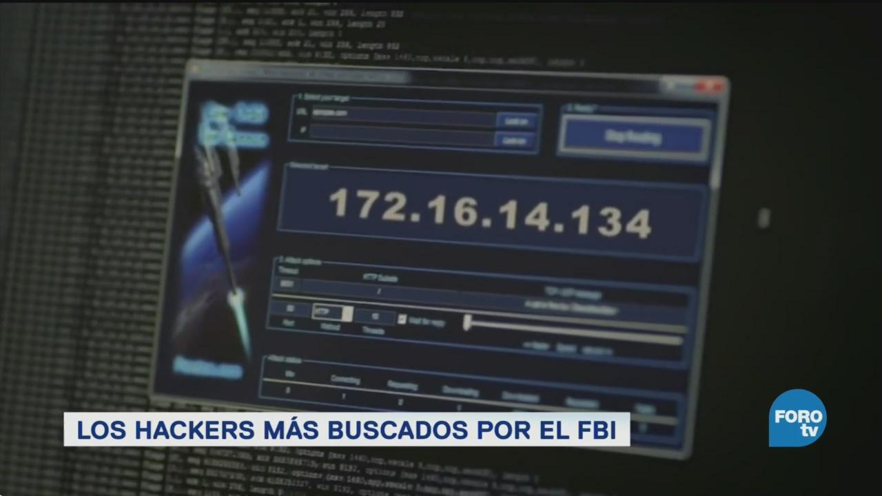 Hackers Más Buscados Fbi Industria Del Cibercrimen Pérdidas Por 5 Mil Millones De Dólares