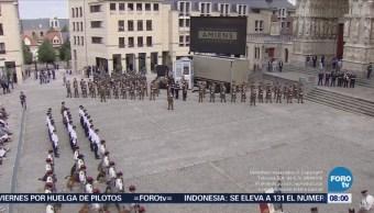 Francia conmemora el centenario de la Batalla de Amiens