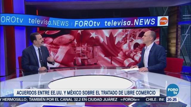 Francisco Gil Villegas analiza el acuerdo comercial entre EE
