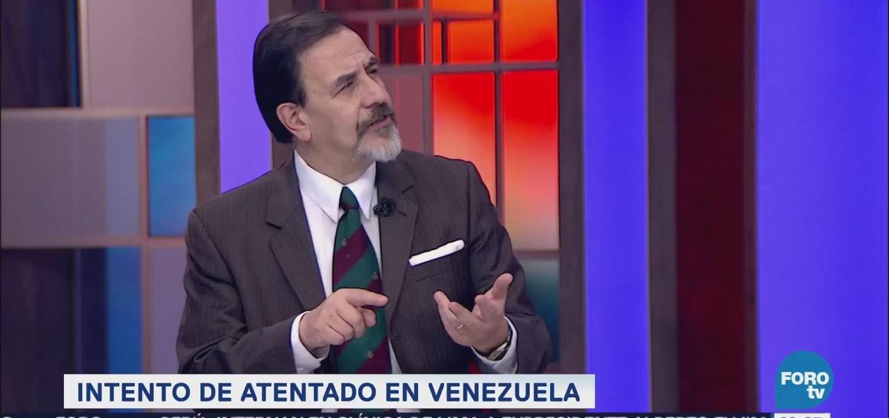 Francisco Gil Villegas analiza el atentado contra Maduro