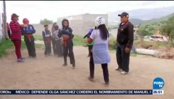 Fundación rescata a niños de comunidad de pepenadores de Chimalhuacán