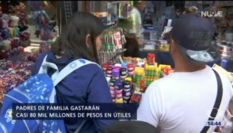 Gasto Millonario Útiles Escolares Concanaco Confederación Nacional De Cámaras De Comercio