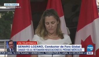 Genaro Lozano Analiza Momento Negociación Tlcan