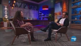 Genaro Lozano entrevista a Indra Labardini Fragoso