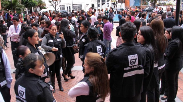 Sismo de magnitud 5.8 sacude a Colombia