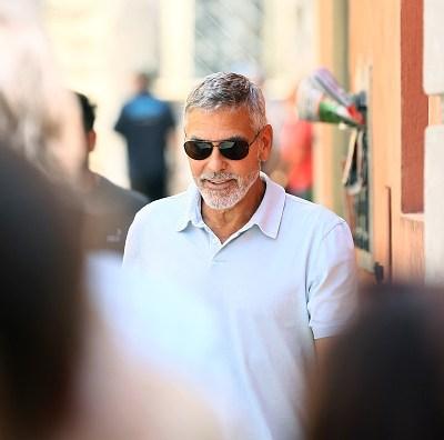 George Clooney lidera lista de Forbes de actores con mayores ingresos
