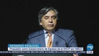 Gerardo Esquivel habla de estrategia presupuestaria de AMLO