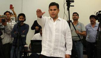 nombran william Oswaldo ochoa gobernador provisional chiapas