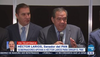 Gobernadores del PAN no tienen agenda contra Anaya