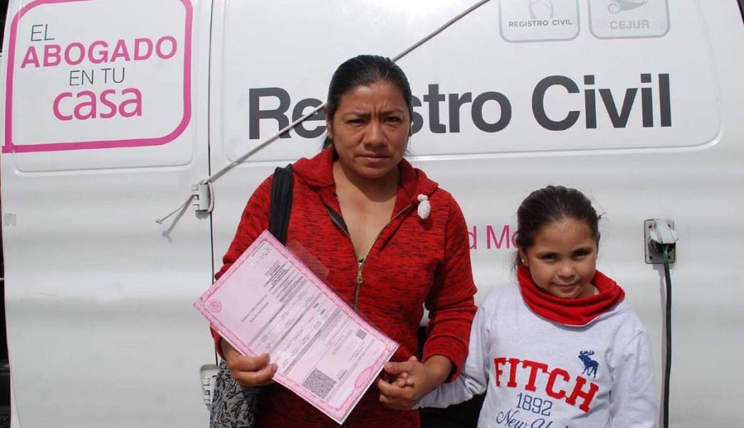 Gobierno CDMX entregará actas de nacimiento gratis   Noticieros Televisa