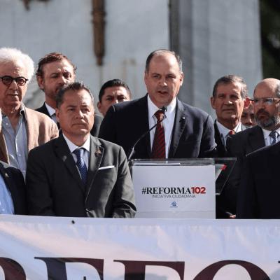 Empresarios piden a AMLO reconsiderar propuestas para CFE y Pemex
