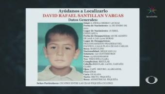 Hallan cuerpo de niño desaparecido en Ciudad Juárez