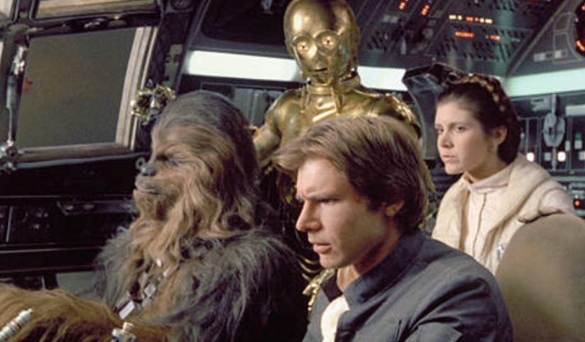 Subastarán chaqueta de Han Solo