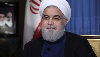 Rohani responde a Trump no es posible negociar con sanciones