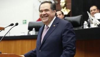 Marko Cortés tiene indebidamente padrón de panistas: Héctor Larios