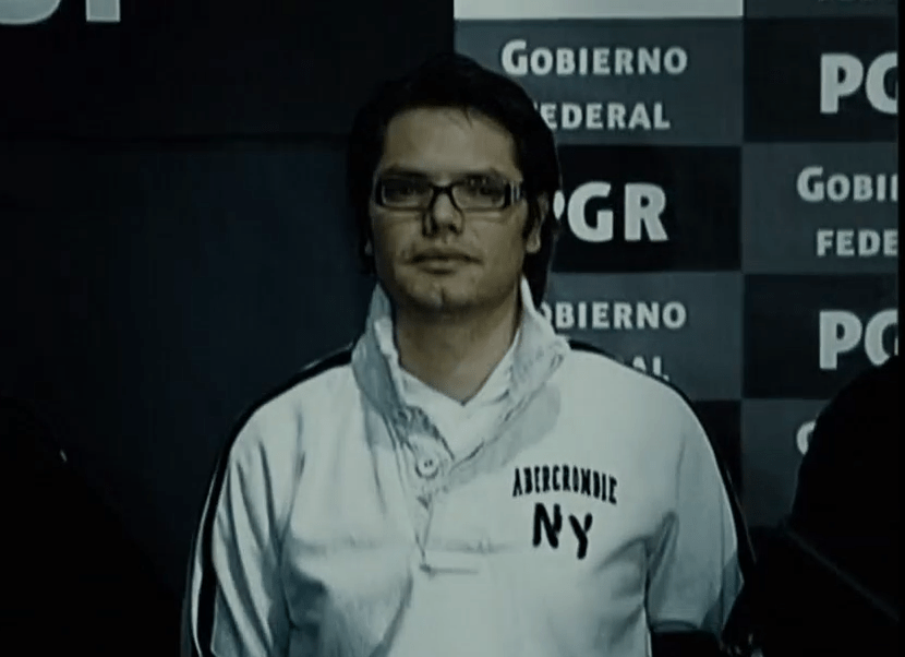 Hijo de 'El Señor de los Cielos', detenido, identificado y liberado por policías capitalinos