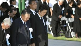 Japón conmemora 73 años de la bomba sobre Hiroshima