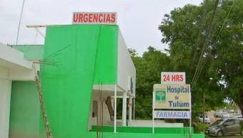 Tulum tiene un hospital comunitario de 95 mdp, pero no funciona