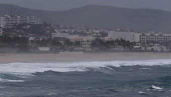 'John' pierde fuerza; advierten tormentas en BCS, Sinaloa, Nayarit y Jalisco