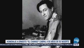 Chango García Cabral Homenajeado Aniversario Luctuoso