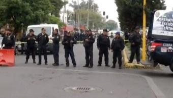 Balacera deja dos muertos en la colonia Morelos, CDMX
