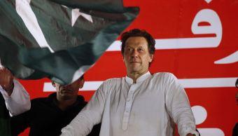 Exjugador de críquet Imran Khan es nuevo primer ministro