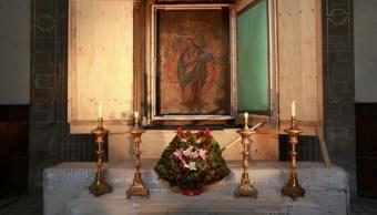 INAH instala circuito cerrado para celebrar a Nuestra Señora de los Ángeles