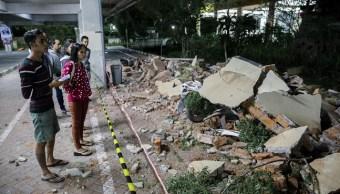 Levantan alerta tsunami en Indonesia tras sismo de magnitud 7