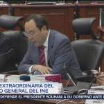 Ine Prepara Liquidación Pes Panal El Instituto Nacional Electoral (Ine) Liquidación Partidos Encuentro Social (Pes) Nueva Alianza (Panal)