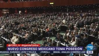 Javier Tejado analiza cómo se integran las bancadas en la LXIV Legislatura