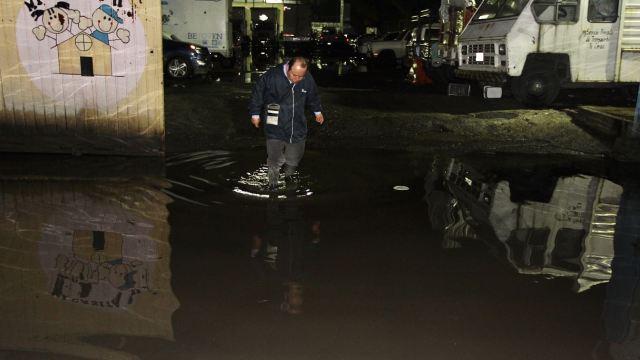 Inundaciones CDMX: Casas inundadas hoy 30 de agosto de 2018