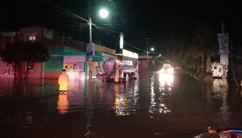 Declaran emergencia para el municipio de Durango por inundaciones